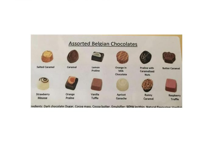 Finest Belgian Chocolates