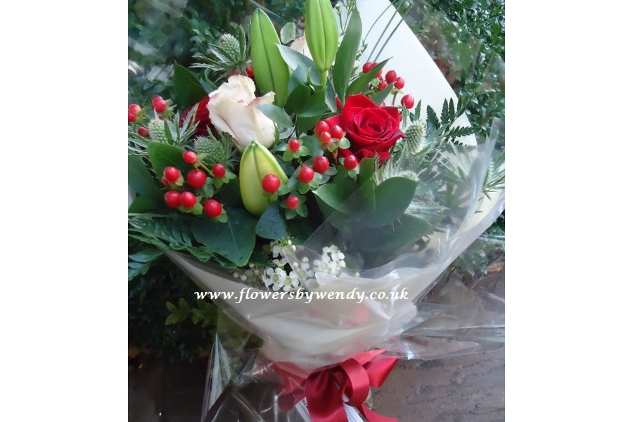Christmas Time Bouquet