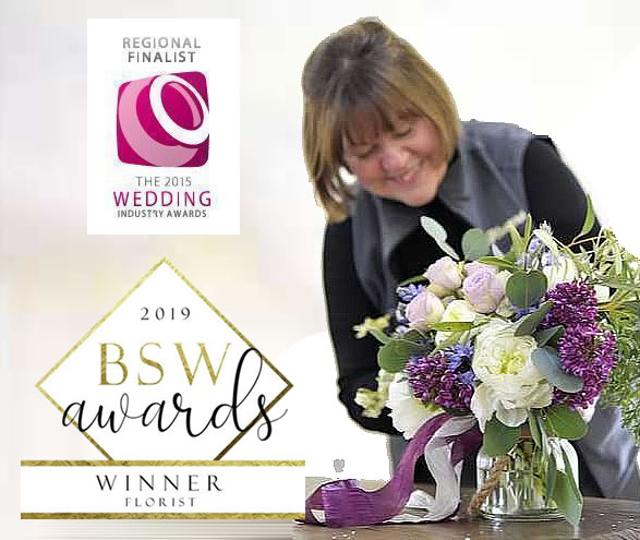 Wendy Symes - tradional florist in Somerset