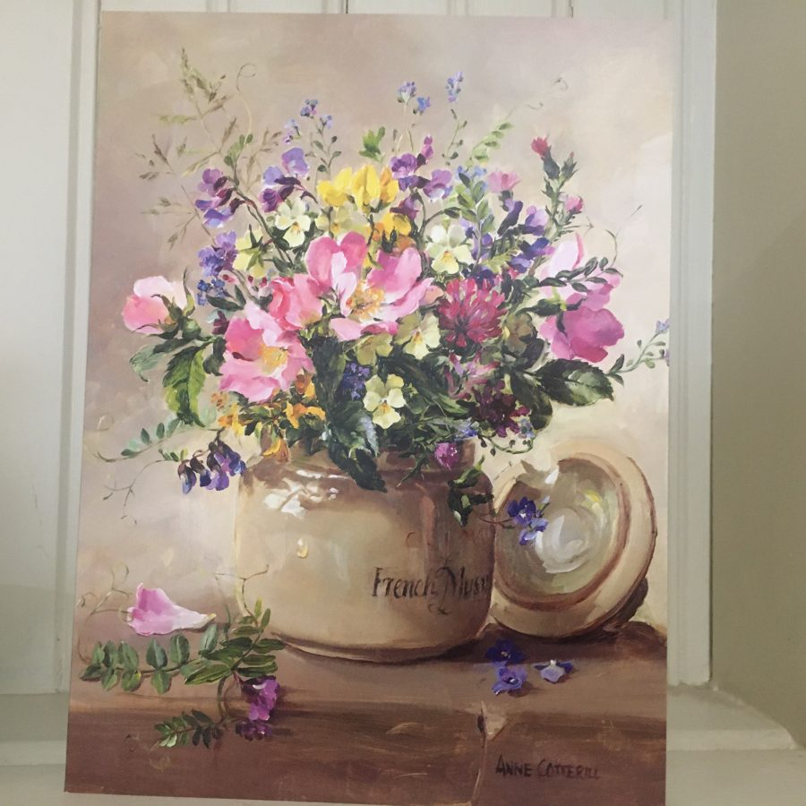Anne Cotterill Summer wild flowers