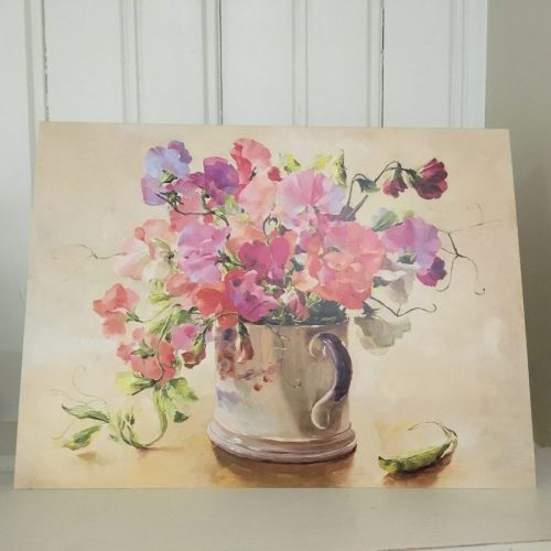 Anne Cotterill Sweetpeas