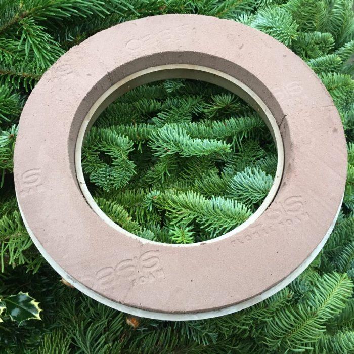 Brown Oasis Ring